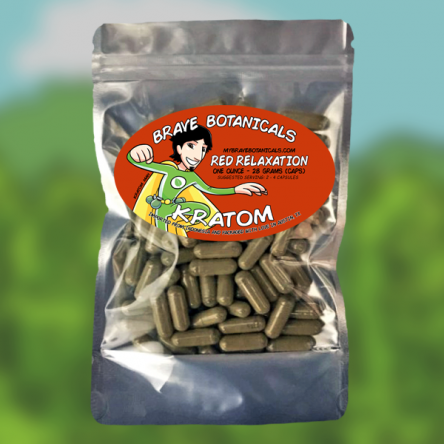 Red Relaxation Kratom