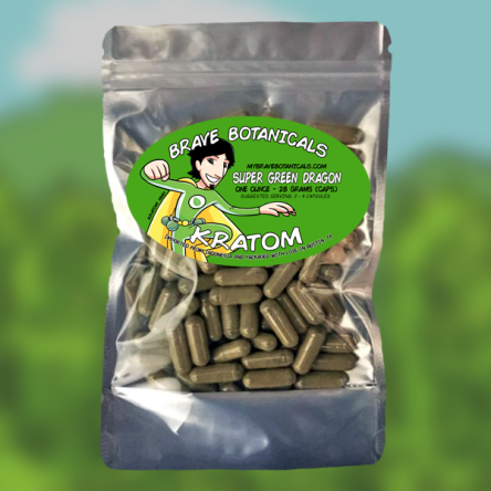 Super Green Dragon Kratom