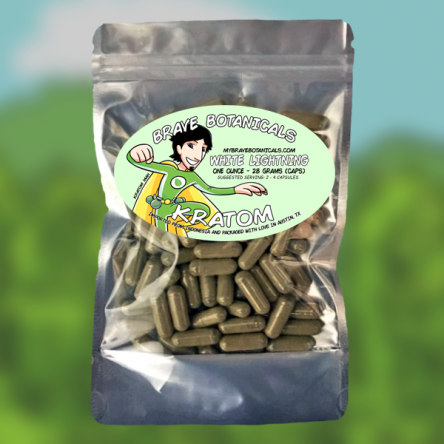 White Lightning Kratom