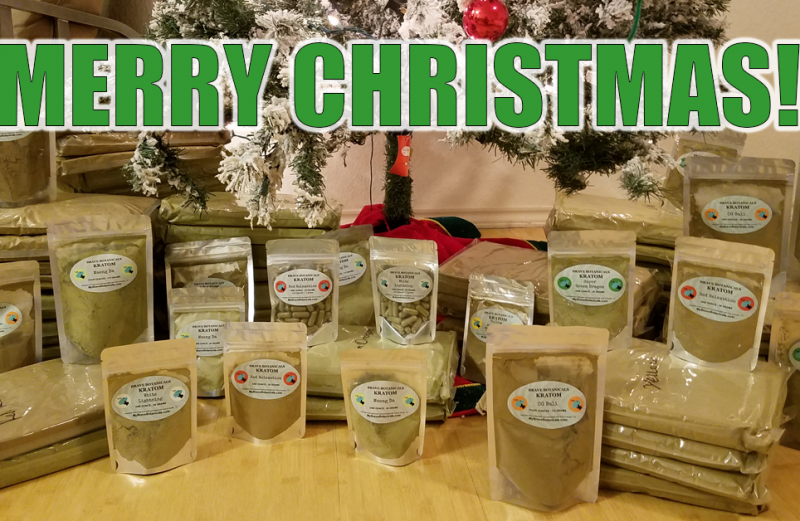 Brave Botanicals Holiday Sale!