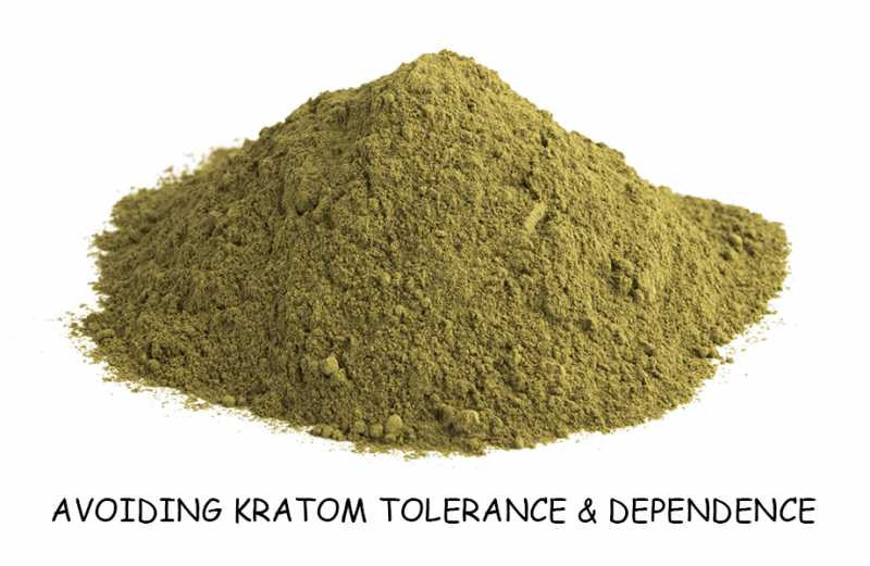 THREE TIPS TO AVOID KRATOM TOLERANCE